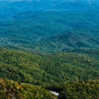 Blue Ridge Mountains — Stock Photo