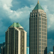 Atlanta architecture — Stock Photo