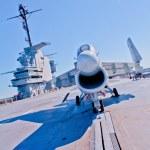 US Navy Aircraft — Stock Photo