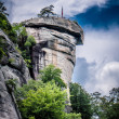 Stock Photo: Chimney rock
