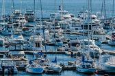 Yachts marina — Stock Photo