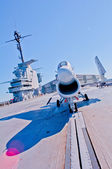 US Navy Aircraft — Stock Photo
