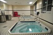 Health club whirlpool — Stockfoto