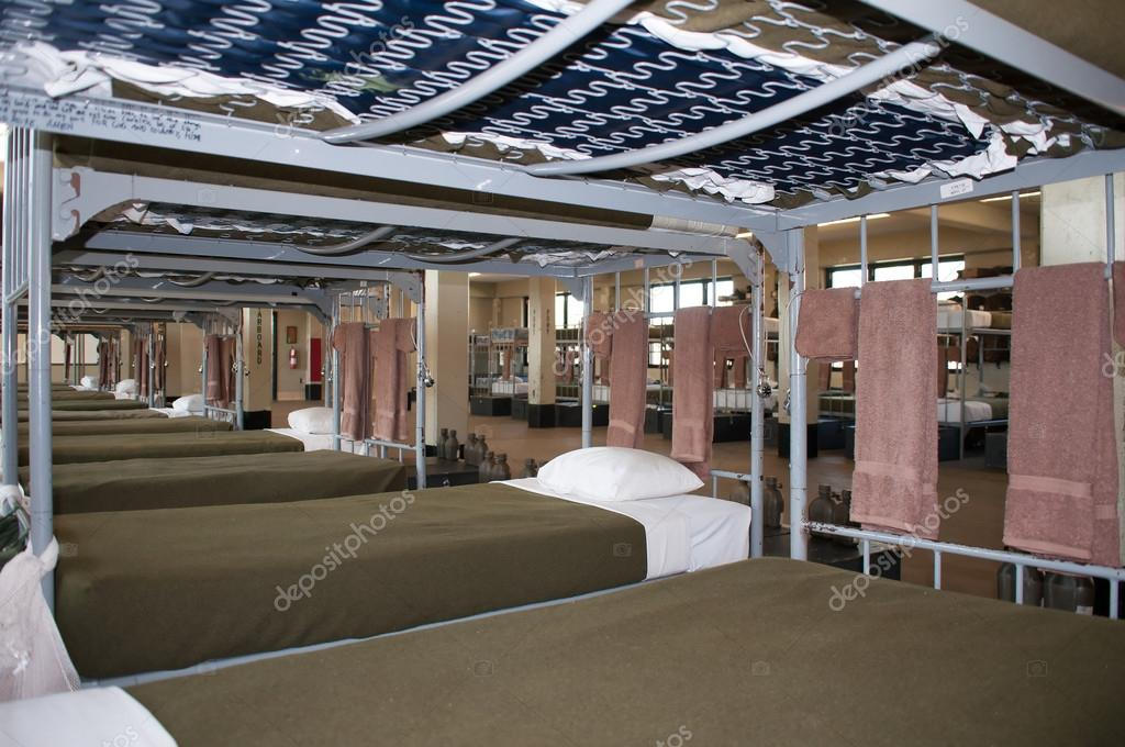 Military Bunk Beds Stock Photo 169 Digidream 14041390