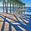 Stock Photo: Myrtle beach south carolina
