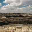 Panorama of the Temple Mount — Stock Photo