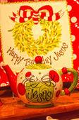 Happy birthday jesus — Stock Photo