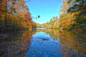 ブルーリッジ山脈のノースカロライナ — ストック写真