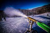 Kar yapma — Stok fotoğraf