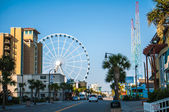 Myrtle beach south carolina — Stock Photo