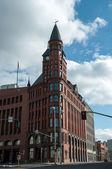 Historic architecture in spokane wa — Stock Photo