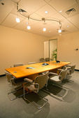 Corporate conference room — Stock Photo #22137743