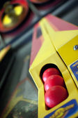 Arcade ball game — Stock Photo