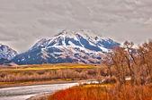 モンタナのロッキー山脈 — ストック写真