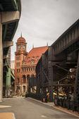 Main Street Station - Richmond VA — Stock Photo