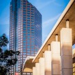 Skyline of Uptown Charlotte, North Carolina. — Stock Photo #25323629