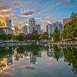 Skyline of Uptown Charlotte, North Carolina. — Stock Photo #25323631