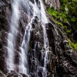 Hickory Nut Falls in Chimney Rock State Park, North Carolina. — Stock Photo #26156209