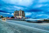 Scène de plage de floride — Photo