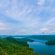 South Carolina Lake Jocassee Gorges Upstate Mountain — Stock Photo