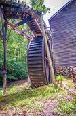 хагуд мельница исторический сайт в южной каролине — Стоковое фото