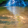 Beautiful watrefalls in upstate south carolina — Stock Photo