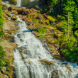 Whitewater Falls in North Carolina — Stock Photo