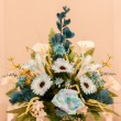 Beautiful bouquet of flowers — Stockfoto