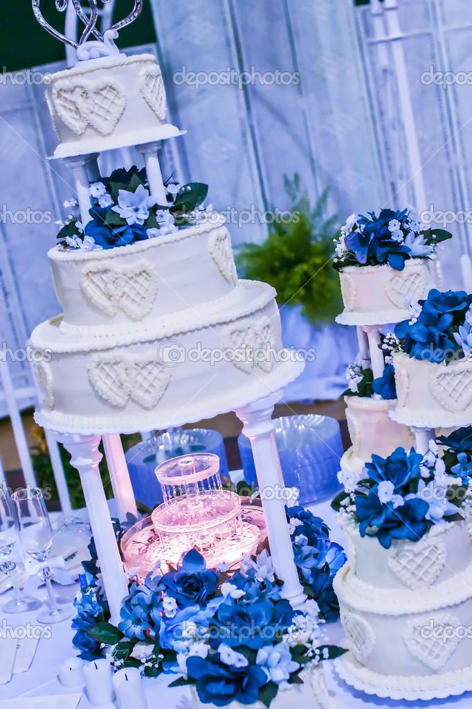 gteau de mariage avec fontaine image - Fontaine Gateau Mariage