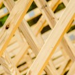 Wood stud construction — Stock Photo