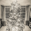 Decorated christmas tree — Stock Photo #36441033