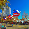 Stock Photo: 2013 charlotte thanksgiving parade