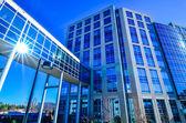 Modern corporate architecture — Foto de Stock