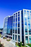 Modern corporate architecture — Stock Photo