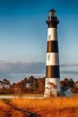 Bodie Island Lighthouse OBX Cape Hatteras North Carolina — Stock Photo