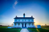 Bodie Island Lighthouse OBX Cape Hatteras North Carolina — Stock Photo