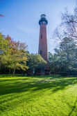 Currituck Beach Lighthouse on the Outer Banks of North Carolina — Stock Photo