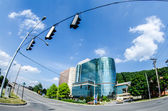 Carilion Roanoke Memorial Hospital — Stock Photo