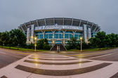 CLEVELAND - JUNE 23,2014: FirstEnergy Stadium exterior view  in  — Stock Photo