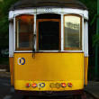 Stock Photo: Tram 28, Lisbon, Portugal