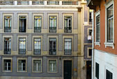 Lisbon Typical Building — Stock Photo