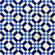 Detail of some typical portuguese tiles - Stock fotografie