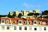 Castle, Lisbon, Portugal — Stock Photo