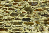 Schist wall at a little portuguese village — Stock Photo