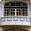 Стоковое фото: Detail of building located at Lisbon