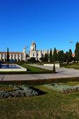Jeronimos monastère, lisbonne, portugal — Photo