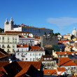Alfama, Lisbon, Portugal - Stock Photo