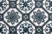 リスボンでいくつかの典型的なポルトガルのタイルの詳細 — ストック写真