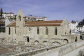 Mosteiro de santa clara-a-velha, coimbra, portugal — Foto Stock