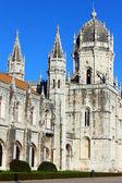 Jeronimos manastırı, lisbon, portekiz — Stok fotoğraf